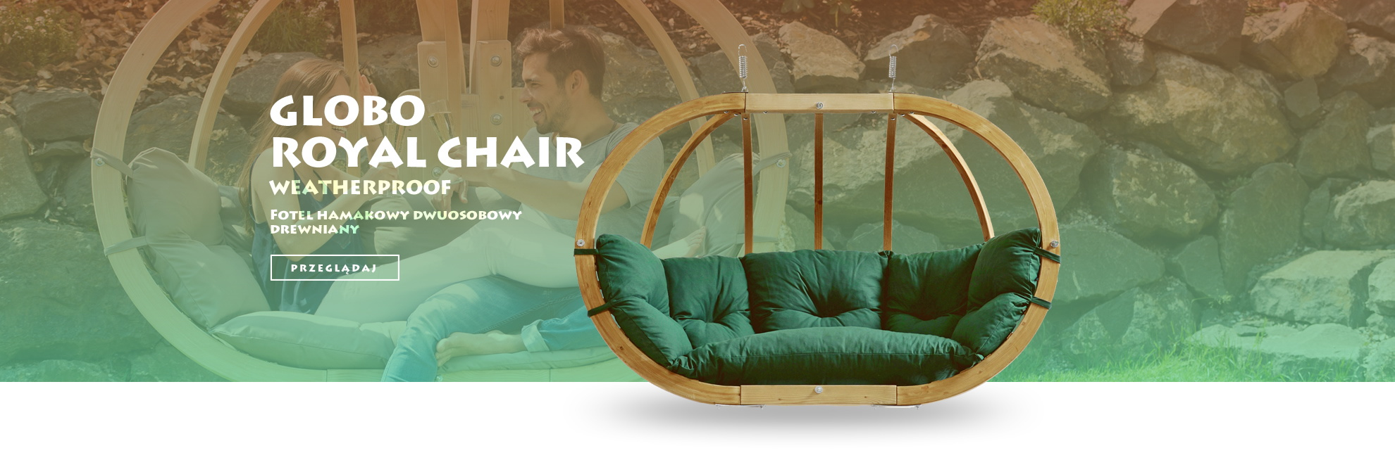 Globo royal chair