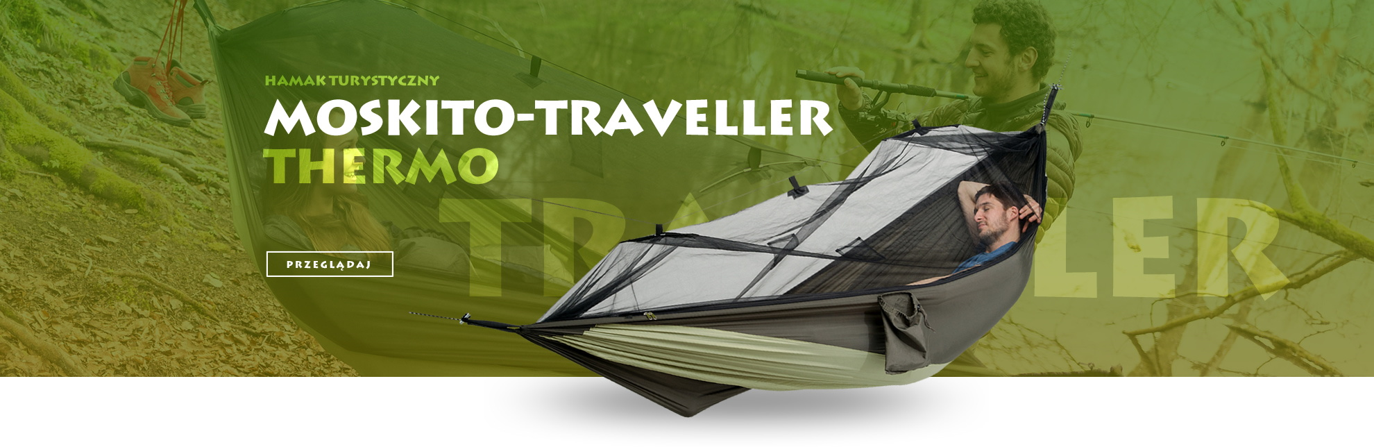 Moskito-traveller thermo