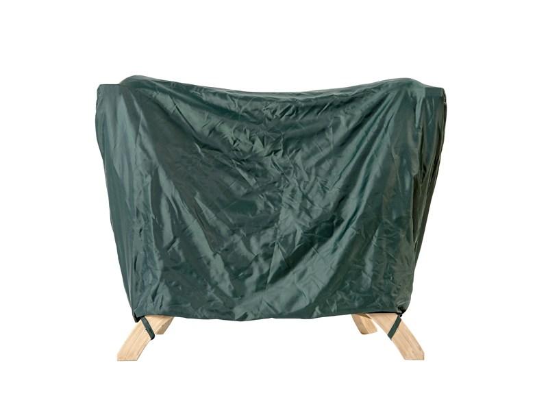 Pokrowiec na fotel drewniany