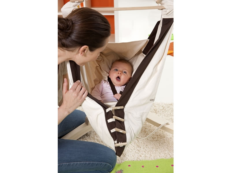 Hamak kołyska dla niemowlaka